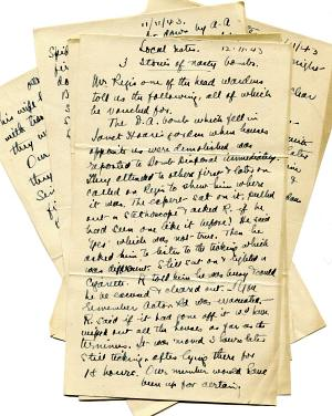 News From Lowestoft During Ww2 Letters From Lowestoft